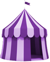 Events Tent Graphic