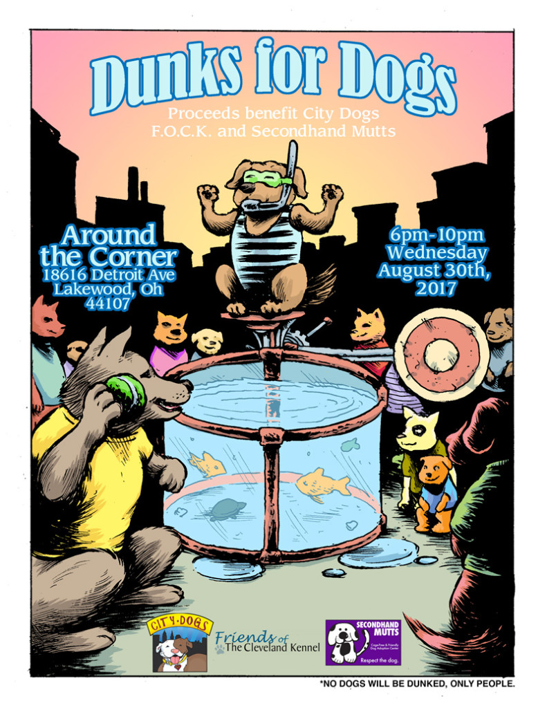 Dunks for Dogs (art)